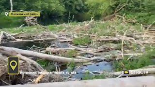 «Красивая река была»: в Башкирии жители деревни бьют тревогу