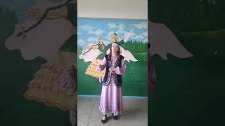 Башкирская народная песня «Поделим одно яблоко на пятерых»