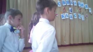 Вальс 4б класс Башкирия гимназия
