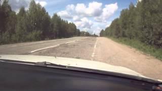 Дорога Белорецк-Уфа(2)