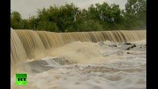Наводнение в Амурской области: затоплено 11 населенных пунктов