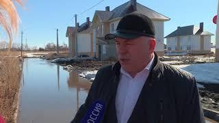 Паводок апрель 2018 Булгаково, Бурзянский район, Уфа Нижегородк