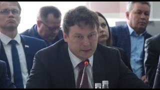 Рабочий визит Главы Республики Башкортостан Рустэма Хамитова