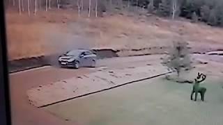 Взрыв в авто в Ишимбае