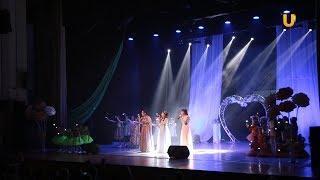 """Новости UTV. Отчётный концерт студии вокала и сценического мастерства """"Феникс"""""""