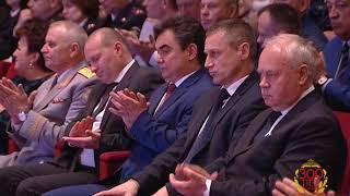 В Башкортостане состоялся  праздничный концерт, посвящённый 300-летнему юбилею российской полиции