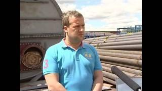 Директор «Нефтемаша» Константин Андреев