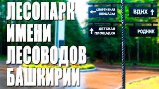 Парк имени Лесоводов Башкирии