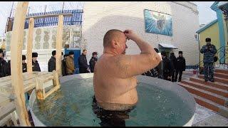 Чин великого освящения воды в исправительных колониях УФСИН РФ по РБ гг. Салавата и Мелеуза.