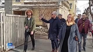 Сергей Греков провел экскурсию по Уфе для блогера Илья Варламова