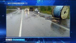 В Баймакском районе придавило автомобиль, водитель погиб