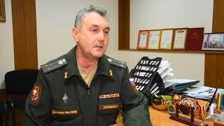 В военном комиссариате идет приписная комиссия / Сатурн-ТВ Мелеуз