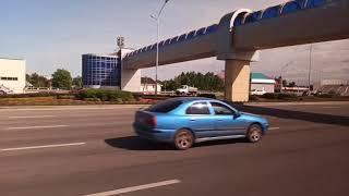 Роуд Муви дорога из Уфы в Ишимбай. Башкирия прекрасна! Природа Башкортостана невероятна! Приезжайте!