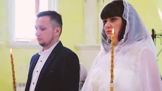 Венчание Екатерины и Александра! г. Стерлитамак. Собор Николая Чудотворца