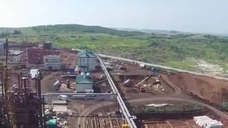 Маслоэкстракционный завод в с. Маячный