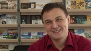 """Цикл документальных фильмов на БСТ """"Земляки"""". Учитель Ринат Альмиев"""