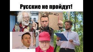 Как Навальный выступил против русского кандидата в Мосгордуму Романа Юнемана и к чему это привело