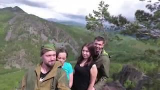 Башкирия 2018. Поход на Пик Уфа, Аскинская ледяная пещера, Малый Ямантау