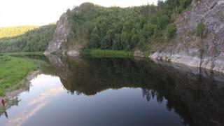 Река Белая (Агидель), заповедник Шульган-Таш