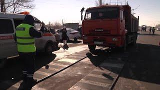 За перевес придется платить: в Уфе в ходе рейдов проходит проверка большегрузов
