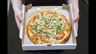 Секретный рецепт пиццы