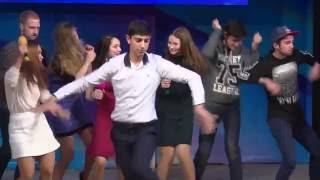 КВН УФА 2016 ПЕРВАЯ 1/4 финала Юниор Лиги КВН Республики Башкортостан Сезон 2016-2017