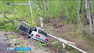 Пьяная жительница Башкирии без прав погубила в аварии пассажира