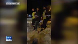 «Пьяное» ралли и зрелищный финиш: в Башкирии задержали очередного пьяного гонщика