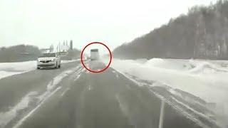 Автобус слетел в кювет на трассе Стерлитамак – Раевка