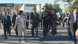 Республика LIVE #дома. Стивен Сигал и Радий Хабиров в Сибае