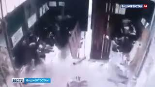 ЧП на месторождении в Башкирии: буровая установка сбила рабочего