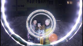 """Новости UTV. """"Фотонный праздник"""" от Уфанет в Мелеузе"""
