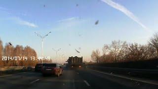 Кадры массовой аварии под Уфой | Ufa1.RU