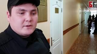 Судебный пристав потребовал выключить видеокамеру журналиста