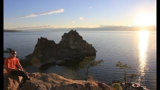 Отдых на Байкале, Ольхон, Сарайский залив (30+) присутствуют маты,с детьми не смотреть!