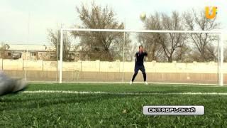 Впервые в истории башкирского футбола (Октябрьский)
