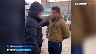 Заставили копать себе могилу: В Давлеканово задержания в Башкирии подозреваемых в вымогательстве