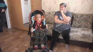 UTV. В Уфимском районе ребенку инвалиду 3 месяца отказывали в медикаментах