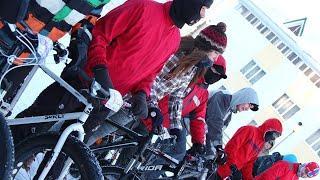 «Велосипедизация» Нефтекамска