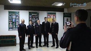 Новости от Спутник-ТВ, про День полиции