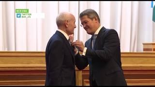 В Уфе состоялось представление врио Главы Республики Башкортостан Радия Хабирова