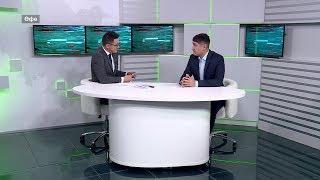 Башҡортса интервью -  Артур Әлибәков Республика халыҡ ижады үҙәге директоры