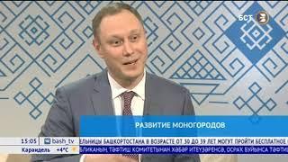 Интервью Сергея Новикова на телеканале БСТ
