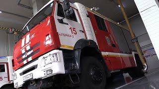 Огненная помощь: как пожарные спасают жизни во времена пандемии?