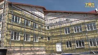 В с. Инзер завершается строительство детского сада