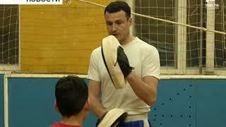 В Бирске открылась Школа бокса