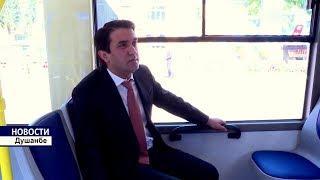 В столице появятся новые комфортабельные троллейбусы! / Новости Таджикистана