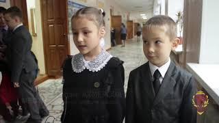 В Уфе сотрудники ГИБДД провели мероприятие в Уфимской школе