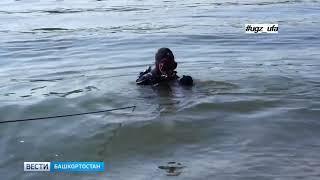 Вторая смерть за день: житель Египта утонул в реке Белой в Уфе (видео)