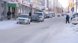 Новости UTV. В Стерлитамаке проверили проблемные для пешеходов участки дорог